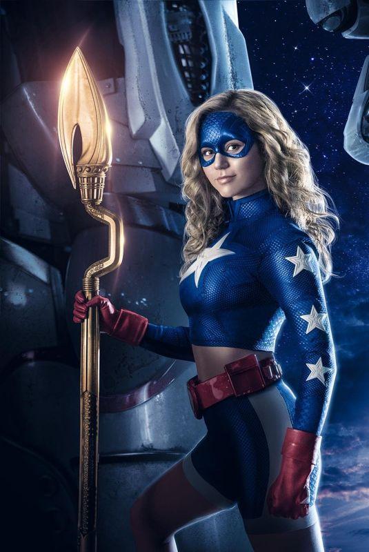 BREC BASSINGER - Stargirl Poster