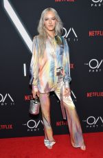 BRIA VINAITE at The OA, Part 2 Premiere in Los Angeles 03/19/2019