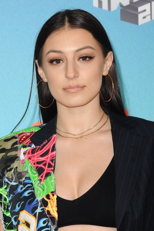 BRIANNA MAZZOLA at Nickelodeon's Kids' Choice Awards 2019 in Los Angeles 03/23/2019