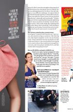 BRIE LARSON in People Magazine, March 2019