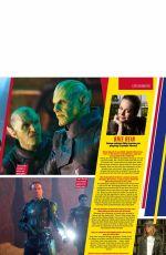 BRIE LARSON in SFX Magazine, April 2019