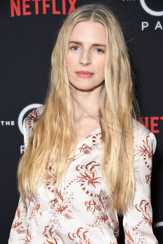 BRIT MARLING at The OA, Part 2 Premiere in Los Angeles 03/19/2019