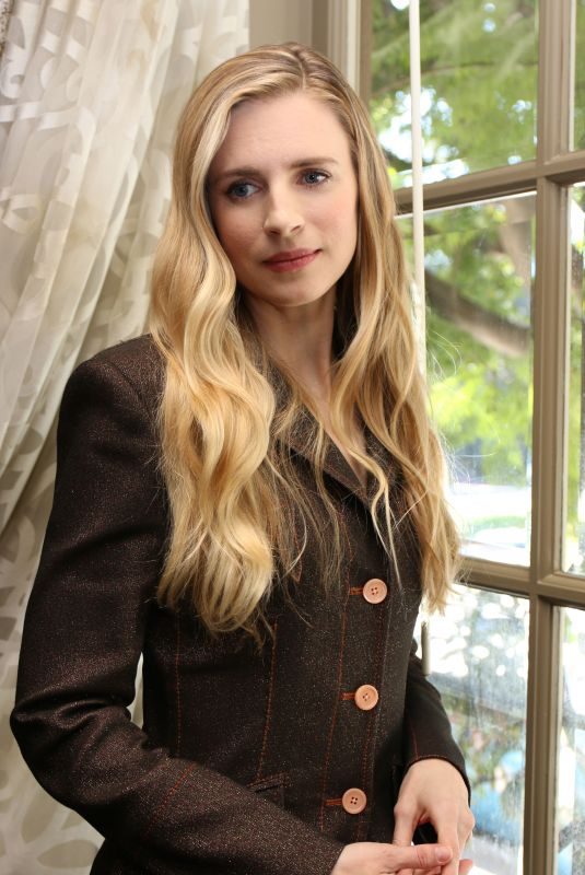BRIT MARLING at The OA, Part 2 Press Conference in Beverly Hills, March 2019