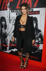 BRITTANY FURLAN at The Dirt Premiere in Hollywood 03/18/2019