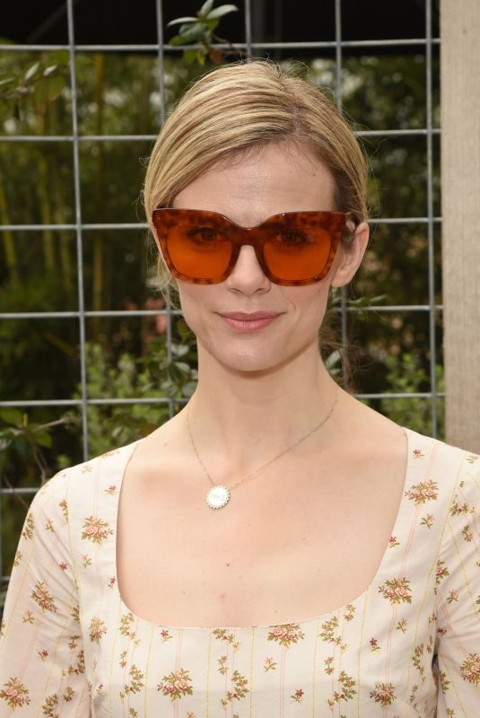 BROOKLYN DECKER at Vision Council 3-day Eye Health Event in Austin 03/10/2019