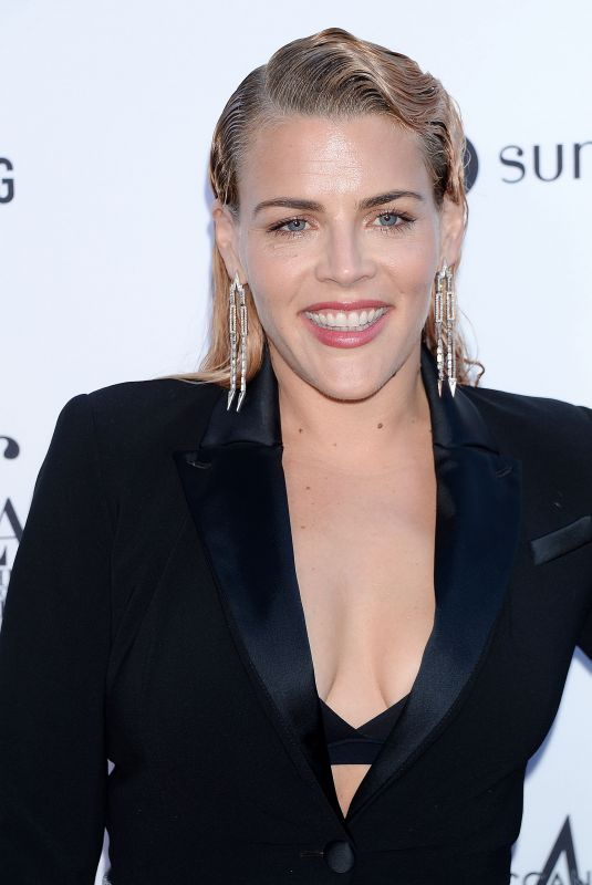 BUSY PHILIPPS at Daily Front Row Fashion LA Awards 03/17/2019