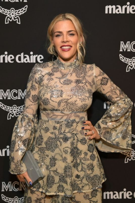 BUSY PHILIPPS at Marie Claire Honors Hollywood's Change Makers in Los Angeles 03/12/2019