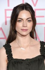 CAITLIN CARVER at Five Feet Apart Premiere in Los Angeles 03/07/2019
