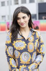 CAMELIA JORDANA at Chloe Show at Paris Fashion Week 02/28/2019