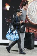 CAMILA MENDES Out and About in Vancouver 03/26/2019