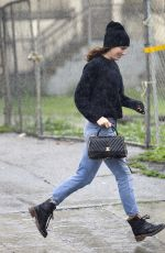 CAMILA MORRONE in Denim Out in Los Angeles 03/06/2019