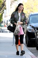 CAMILA MORRONE Out and About in Los Angeles 03/22/2019