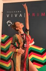 CANDICE SWANEPOEL at Programa Viva Prime Event in Bahia 03/03/2019