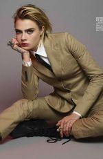 CARA DELEVINGNE in Madame Figaro Magazine, March 2019
