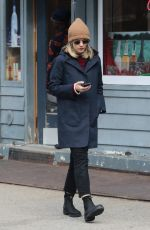 CAREY MULLIGAN Out and About in New York 03/07/2019