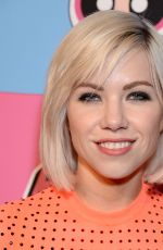CARLY RAE JEPSEN at Christian Cowan x Powerpuff Girls Show in Los Angeles 08/03/2019