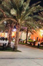 CAROL VONDERMAN at F1 Grand Prix of Bahrain 03/29/2019