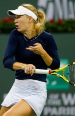 CAROLINE WOZNIACKI at 2019 Indian Wells Masters 1000 03/09/2019