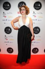 CARRIE HOPE FLETCHER at Whatsonstage Awards 2019 in London 03/03/2019