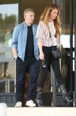 CAT DEELEY Out Shopping in Beverly Hills 03/11/2019
