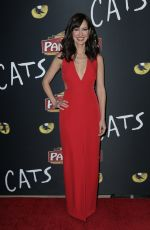CHARLENE AMOIA at Cats Opening Night Performance in Hollywood 02/27/2019