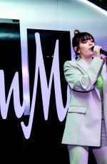 CHARLI XCX at Neiman Marcus Hudson Yards Party in New York 03/14/2019