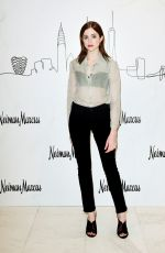 CHARLOTTE HOPE at Neiman Marcus Hudson Yards Party in New York 03/14/2019
