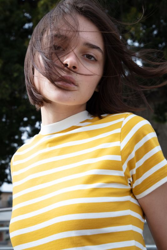 CHARLOTTE LAWRENCE x Karla Stripes 2019 Collection