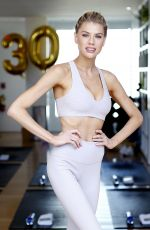 CHARLOTTE MCKINNEY at Yoga Class in Beverly Hills 03/11/2019