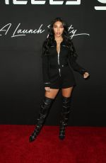 CHATEL JEFFRIES at Wheels LA Launch Party in Los Angeles 03/14/2019