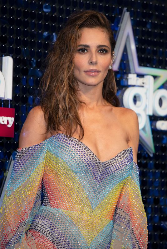 CHERYL COLE at Global Awards 2019 in London 03/07/2019