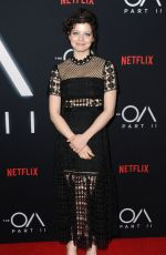 CHLOE LEVINE at The OA, Part 2 Premiere in Los Angeles 03/19/2019
