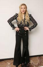 CHLOE MORETZ at Greta Press Conference in Beverly Hills 02/26/2019