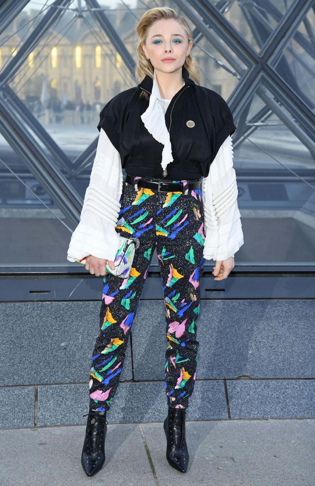 Chloe Moretz Street Style • CelebMafia