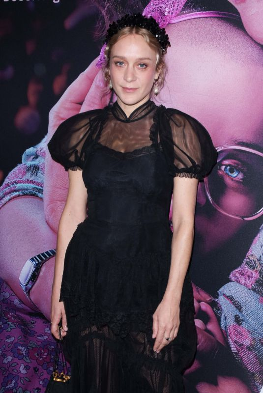 CHLOE SEVIGNY at The Act Premiere in New York 03/14/2019