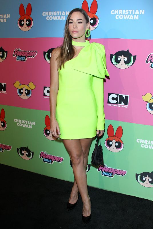 CHRISTA B ALLEN at Christian Cowan x Powerpuff Girls Show in Los Angeles 08/03/2019