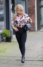 CHRISTINE MCGUINNESS Out and About in Cheshire 03/13/2019