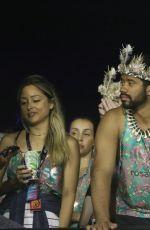 CIARA at Carnival in Rio De Janeiro 03/03/2019