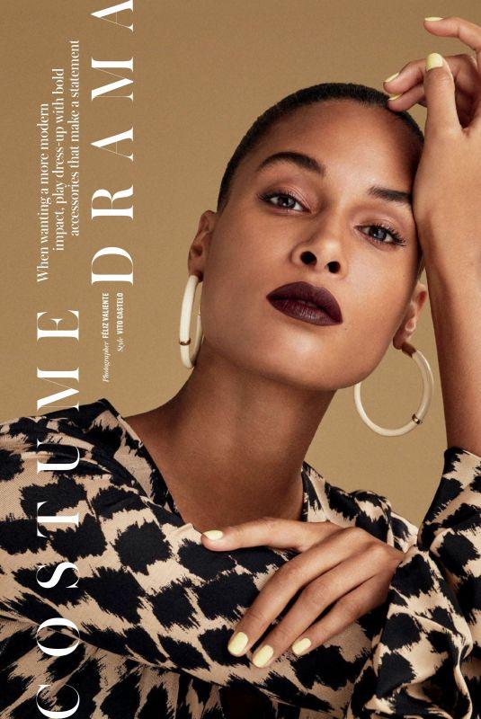 CINDY BRUNA in Vogue Magazine, Arabia March 2019