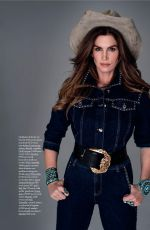 CINDY CRAWFORD, CARLA BRUNI, ELLE MACPHERSON and MARIA CARLA BOSCONO in Elle Magazine, Italy February 2019