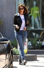 CINDY CRAWFORD Out and About in Malibu 03/29/2019