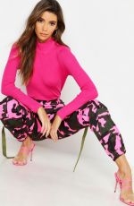 CINDY MELLO for Boohoo, March 2019