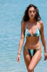 CLELIA THEODOROU in Bikini at a Beach in Thailand 03/11/2019