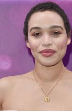 CLEOPATRA COLEMAN at Now Apocalypse Premiere in Los Angeles 02/27/2019
