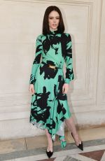 COCO ROCHA at Elie Saab Show at Paris Fashion Week 02/03/2019