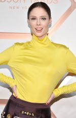 COCO ROCHA at Hudson Yards VIP Grand Opening in New York 03/14/2019