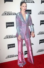 COCO ROCHA at Project Runway Premiere in New York 03/07/2019