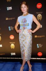 CONSTANCE JABLONSKI at One Night for One Drop in Las Vegas 03/08/2019