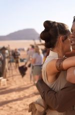 DAISY RIDLEY - Star Wars: Episode IX Poster and Promos