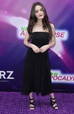 DANA MELANIE at Now Apocalypse Premiere in Los Angeles 02/27/2019